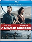 (Pre-order - ships 07/03/18) 7 Days in Entebbe 06/18 Blu-ray (Rental)