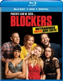 (Pre-order - ships 07/03/18) Blockers 06/18 Blu-ray (Rental)