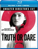 (Pre-order - ships 07/17/18) Blumhouse's Truth Or Dare 06/18 Blu-ray (Rental)