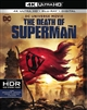 (Releases 2018/08/07) DCU: The Death of Superman 4K UHD Blu-ray (Rental)