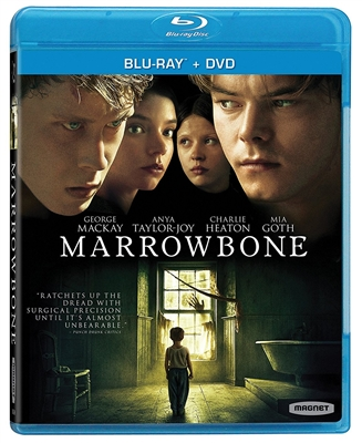 (Releases 2018/10/09) Marrowbone 06/18 Blu-ray (Rental)