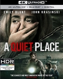 (Releases 2018/07/10) Quiet Place 4K UHD Blu-ray (Rental)