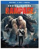 (Releases 2018/07/17) Rampage 06/18 Blu-ray (Rental)
