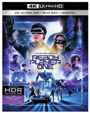Ready Player One 4K UHD Blu-ray (Rental)