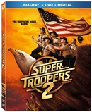 (Pre-order - ships 07/17/18) Super Troopers 2 06/18 Blu-ray (Rental)