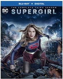 Supergirl Season 3 Disc 1 Blu-ray (Rental)