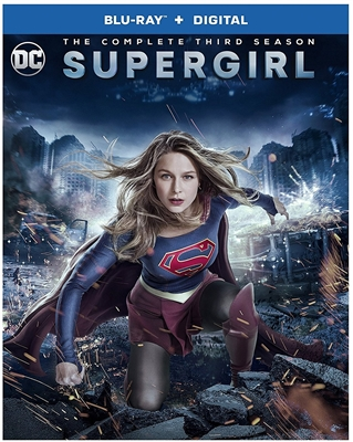 Supergirl Season 3 Disc 2 Blu-ray (Rental)