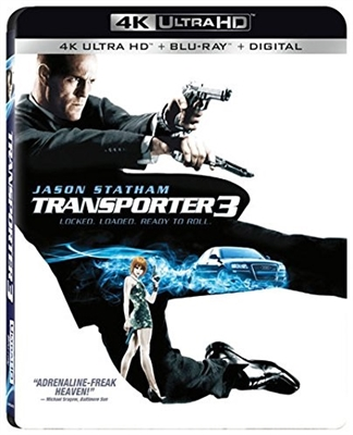 Transporter 3 4K UHD Blu-ray (Rental)