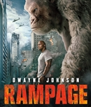 (Releases 2018/07/17) Rampage 3D Blu-ray (Rental)