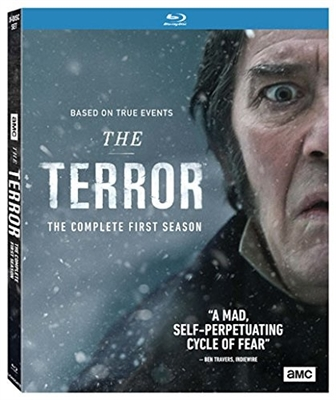 Terror Season 1 Disc 2 Blu-ray (Rental)