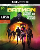 (Releases 2018/09/11) Batman: Assault on Arkham 4K UHD Blu-ray (Rental)
