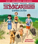 Boxcar Children: Surprise Island 07/18 Blu-ray (Rental)