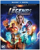 (Pre-order - ships 09/25/18) DC's Legends of Tomorrow Season 3 Disc 2 Blu-ray (Rental)