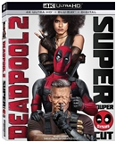 Deadpool 2 4K UHD Blu-ray (Rental)
