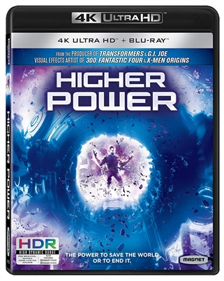 Higher Power 4K UHD 07/18 Blu-ray (Rental)