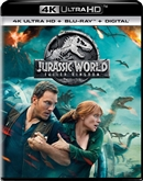 (Releases 2018/09/18) Jurassic World: Fallen Kingdom 4K UHD Blu-ray (Rental)