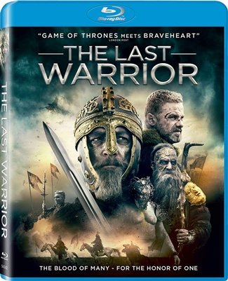 Last Warrior 07/18 Blu-ray (Rental)