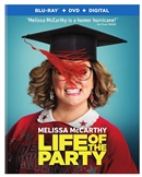Life Of The Party 07/18 Blu-ray (Rental)