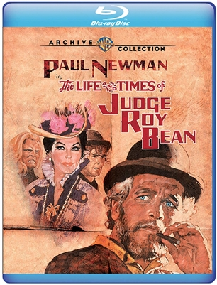 Life and Times of Judge Roy Bean Blu-ray (Rental)