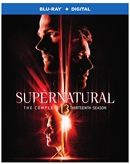 Supernatural Season 13 Disc 3 Blu-ray (Rental)