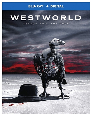Westworld Season 2 Disc 1 Blu-ray (Rental)