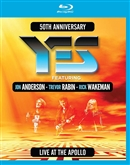 Yes featuring Anderson, Rabin, Wakeman - Live At The Apollo Blu-ray (Rental)