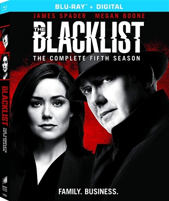 (Releases 2018/08/14) Blacklist Season 5 Disc 3 Blu-ray (Rental)