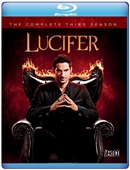 (Releases 2018/08/28) Lucifer Season 3 Disc 1 Blu-ray (Rental)