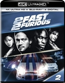 (Releases 2018/10/02) 2 Fast 2 Furious 4K UHD 08/18 Blu-ray (Rental)
