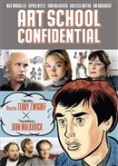 (Releases 2018/10/09) Art School Confidential 08/18 Blu-ray (Rental)