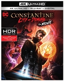 (Releases 2018/10/09) Constantine City of Demons 4K UHD Blu-ray (Rental)