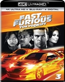 (Releases 2018/10/02) Fast and the Furious: Tokyo Drift 4K UHD 08/18 Blu-ray (Rental)