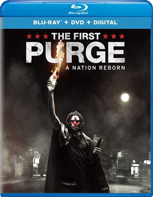 (Pre-order - ships 10/02/18) First Purge 08/18 Blu-ray (Rental)