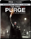 (Releases 2018/10/02) First Purge 4K UHD 08/18 Blu-ray (Rental)