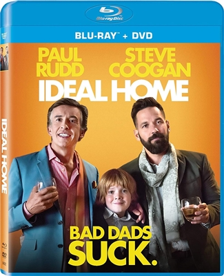 Ideal Home 08/18 Blu-ray (Rental)