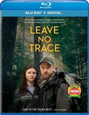 (Pre-order - ships 10/02/18) Leave No Trace 08/18 Blu-ray (Rental)