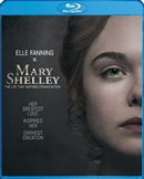 (Releases 2018/08/28) Mary Shelley 08/18 Blu-ray (Rental)