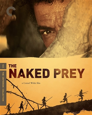 (Pre-order - ships 10/02/18) Naked Prey 08/18 Blu-ray (Rental)