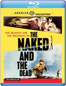(Releases 2018/08/28) Naked and the Dead, The 1958 Blu-ray (Rental)