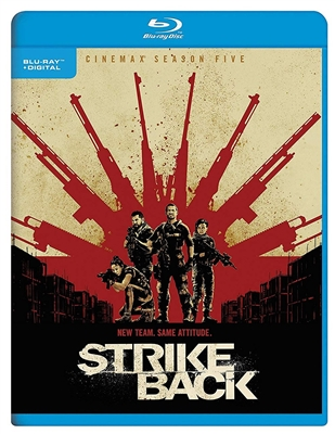 Strike Back Season 5 Disc 2 Blu-ray (Rental)