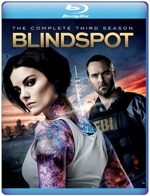 Blindspot Season 3 Disc 4 Blu-ray (Rental)