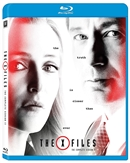 X-files Season 11 Disc 2 Blu-ray (Rental)