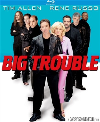 Big Trouble 09/18 Blu-ray (Rental)