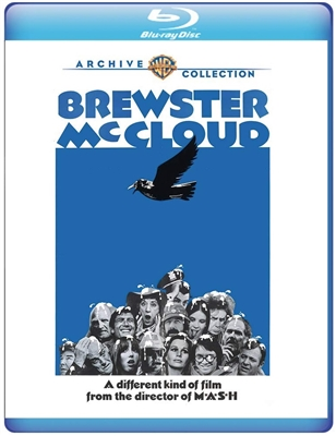 Brewster McCloud 1970 09/18 Blu-ray (Rental)