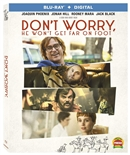(Releases 2018/10/09) Don't Worry, He Won't Get Far On Foot Blu-ray (Rental)