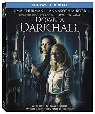 Down A Dark Hall 09/18 Blu-ray (Rental)