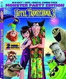 (Releases 2018/10/09) Hotel Transylvania 3 09/18 Blu-ray (Rental)
