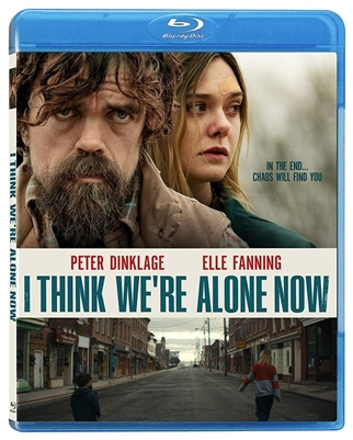 I Think We're Alone Now 09/18 Blu-ray (Rental)