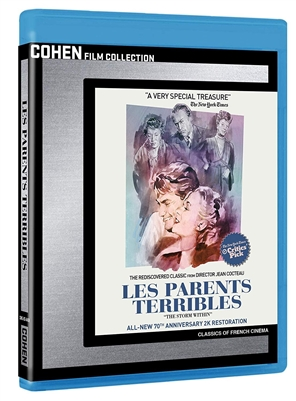 (Pre-order - ships 10/30/18) Parents Terribles, Les 09/18 Blu-ray (Rental)