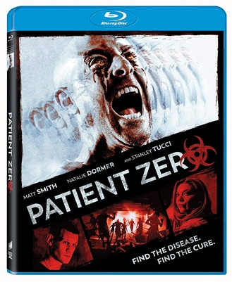 Patient Zero 09/18 Blu-ray (Rental)